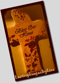 bless our home cross